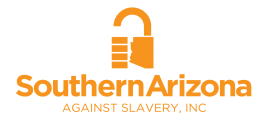 Southern Arizona Against Slavery, Inc. Logo